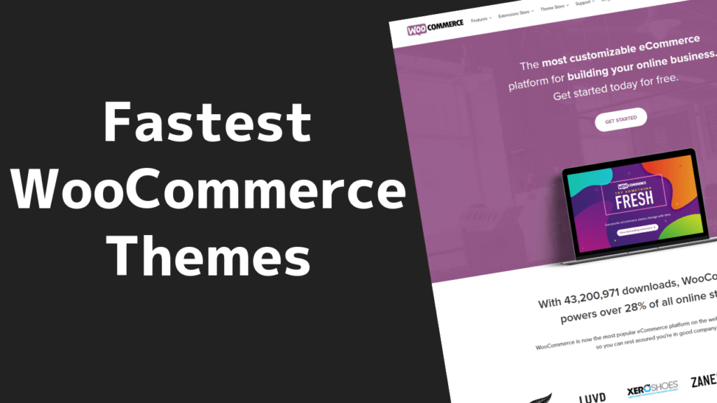 The Fastest & BEST WooCommerce Themes in 2020 (FREE & Paid) 11