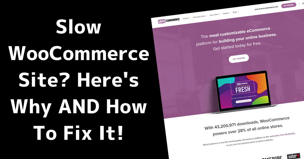 WooCommerce Speed Up & Optimization Guide – How To Fix Your Slow Woocommerce Site 1