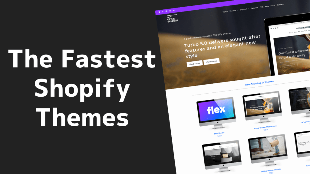 The FASTEST Shopify Themes in 2020 12
