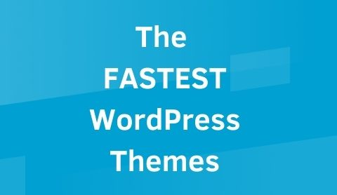 The Fastest WordPress Themes 1